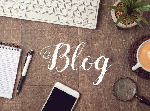 Blog - obraz